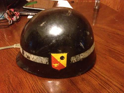 Any help iding this helmet! I cant find any information on it.