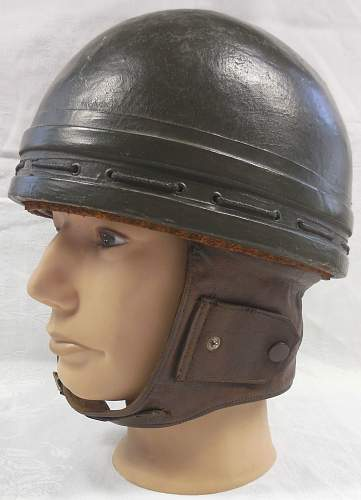ww2 Glider pilot training Helmet!!!!!!