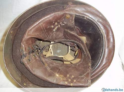 British Dispatcher helmet