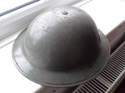 Home Front RAF MKII Helmet.