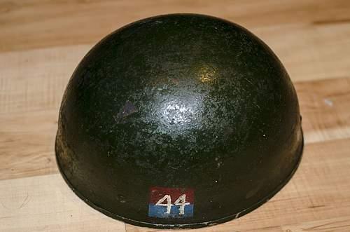is it a WW2 helmet ??