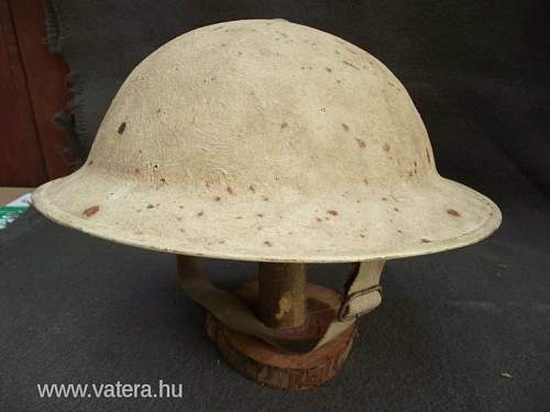 British tropical mkII helmet?