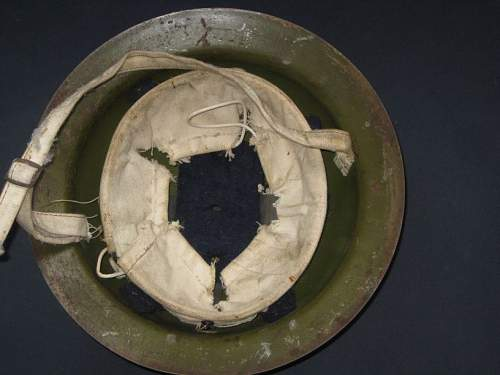 Aussie Wardens Helmet