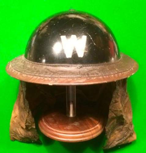 WARDENS MKII(with gas curtain)