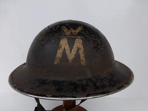 Mk2 Wardens Messenger