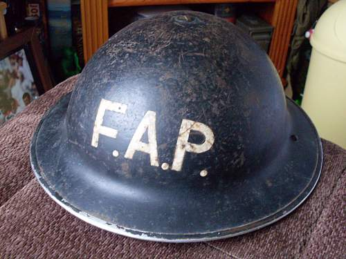 MKII F.A.P Helmet(1939)