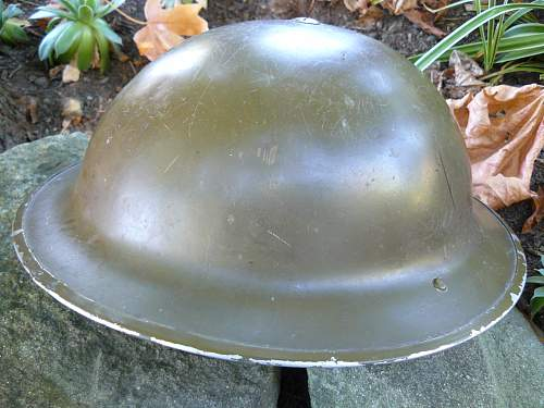 Canadian 1940 dated G.S.W. Mk II