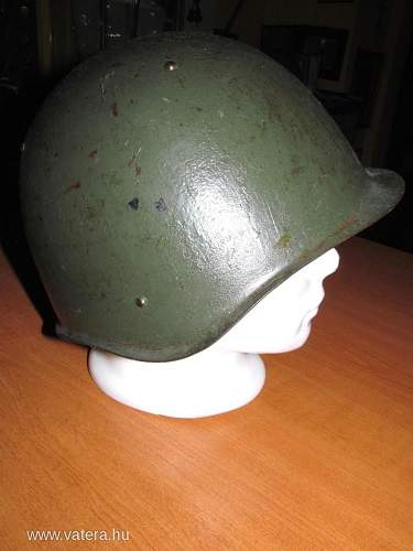 What did I just win? Soviet helmet?
