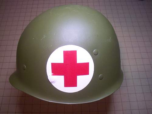 Near Mint Westy Liner with Medic decals.