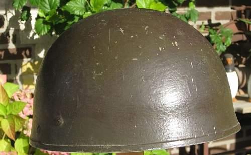 Thoughts of British Para helmet