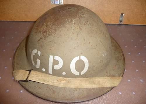 MKII G.P.O Helmet?