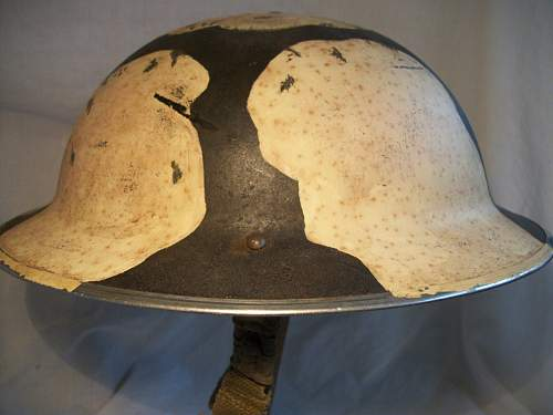 Thoughts on this helmet, real or fake?