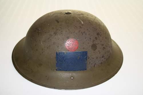Last Mk II helmet purchase of 2014