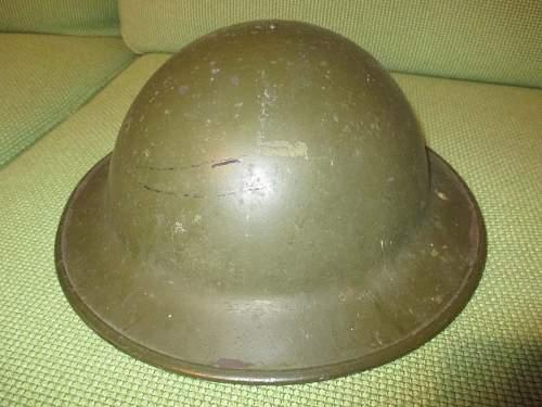 My first MKII helmet