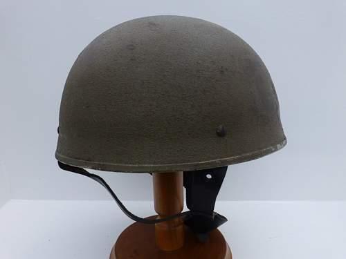 British Para Helmet Help