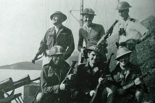 Mk2 Royal Navy, Commander