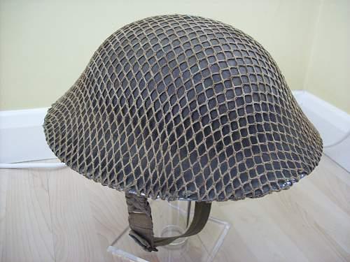 Mk 2 helmet find