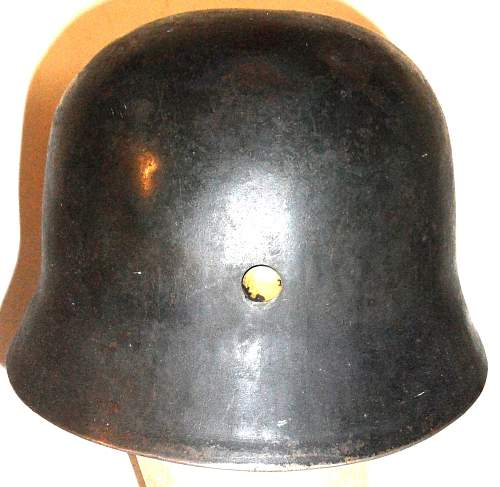 British Stahlhelm copy