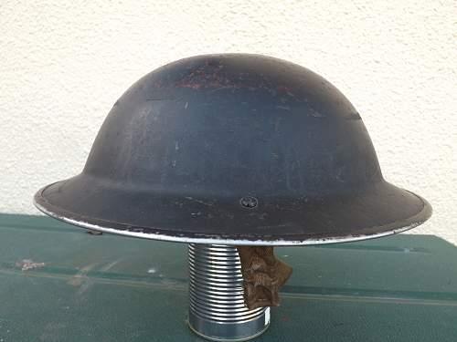 Mk2 helmet