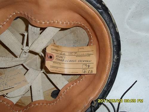 Click image for larger version.  Name:CDA Helmet Crash RTR NSN tag.jpg Views:151 Size:222.9 KB ID:801919