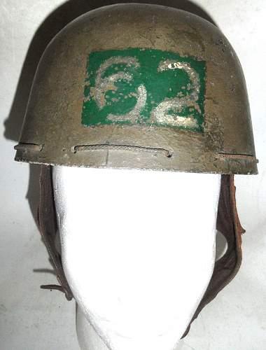 Click image for larger version.  Name:UK DR crash helmet Empire Rubber front.jpg Views:162 Size:217.9 KB ID:802560