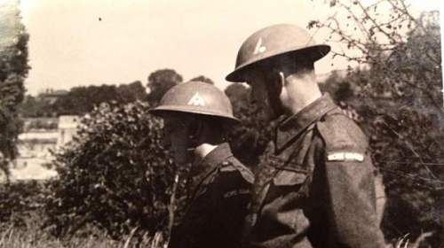 Mk2. 10th Middlesex Home Guard