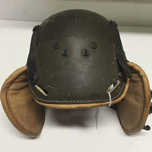 Help wanted: Dating a Tank Helmet