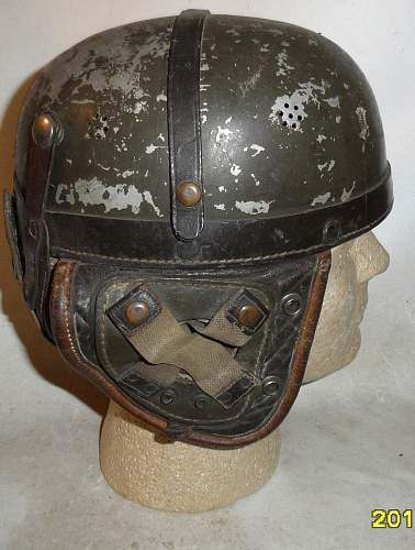 Click image for larger version.  Name:US Helmet Tank metal Maury right.jpg Views:143 Size:221.8 KB ID:807926
