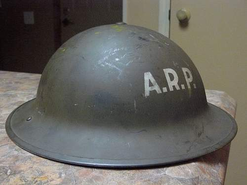 Canadian ARP shell