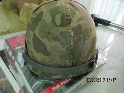 This is Real US Marine helmet??
