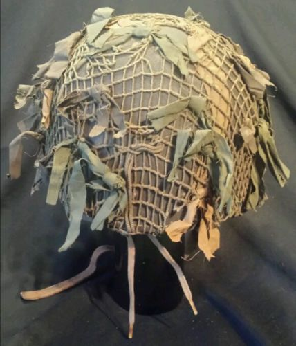 Thoughts on this British airborne helmet