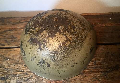 Thoughts of British Para helmet
