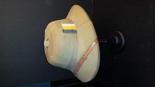 Ques Collection -- Pith Helmet What is it