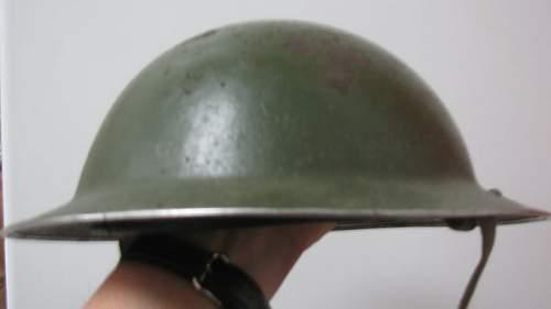 Genuine MkII Helmet?