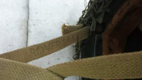 British Paratrooper helmet - Help authenticating