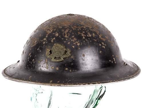 St Johns Ambulance MKII Helmet