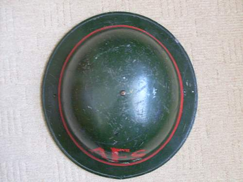 MKII AFS Helmet (1940)