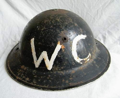 MKII 1939 marked WC