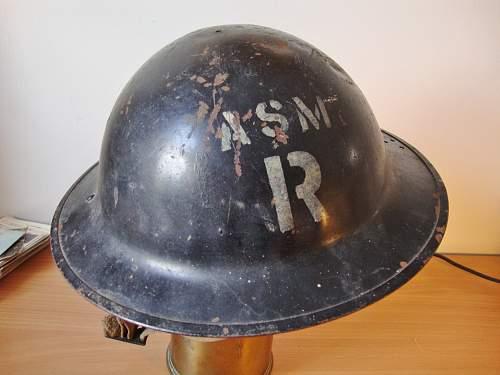 Mk.II 2C helmet for review