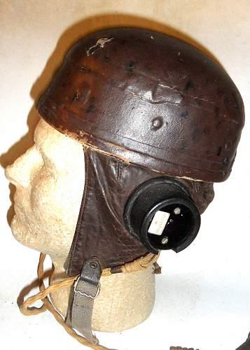 Click image for larger version.  Name:UK Glider Pilots Helmet left.jpg Views:455 Size:223.5 KB ID:860562