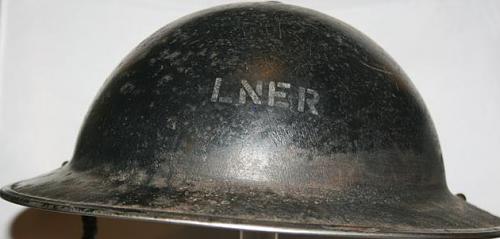 LNER MKII Home Front Helmet