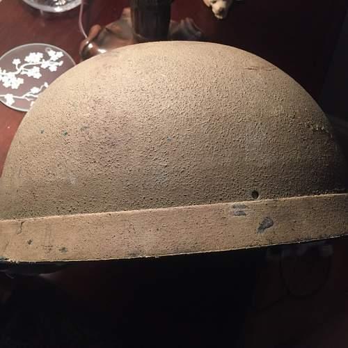 Mk 1 Para Helmet - Need screws
