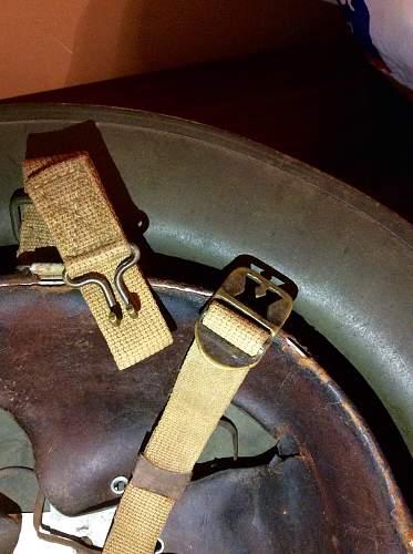 M1917A Kelly helmet WW2