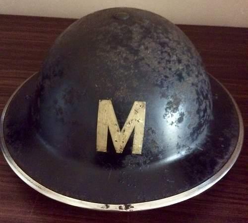 MkII Messenger helmet