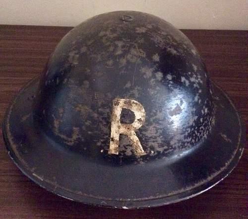 MkII Rescue helmet