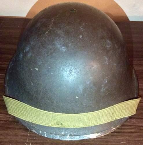 MkIII British turtle helmet