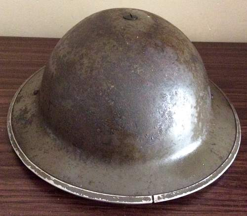 MkII Helmet with mosquito net cover