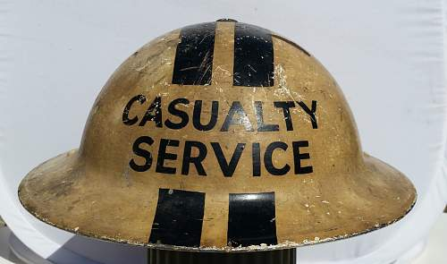 Causualty Service MKII