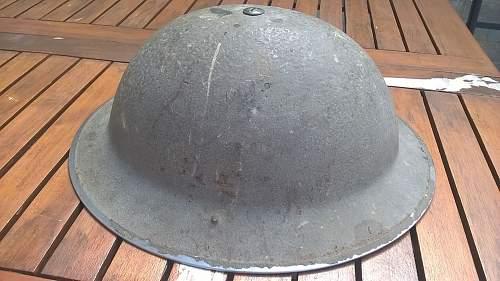 New MKII helmet