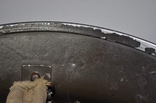 British MK2 Helmet
